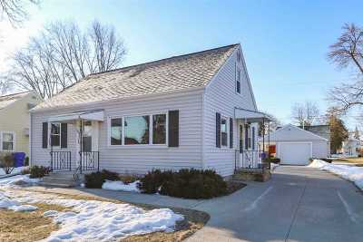Appleton Single Family Home Active-No Offer: 509 E Coolidge