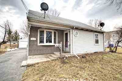 Appleton Single Family Home Active-No Offer: 1613 8th