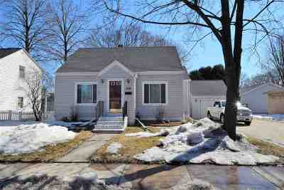 Green Bay Single Family Home Active-No Offer: 234 N Oneida