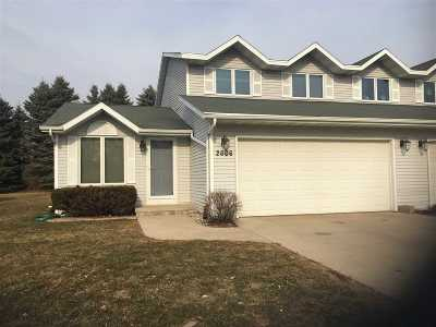 Appleton Single Family Home Active-No Offer: W2606 Block