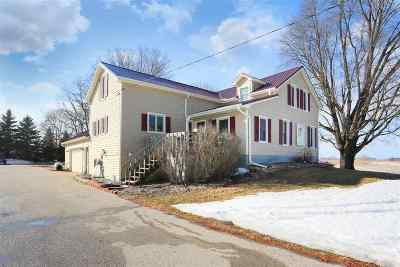 Seymour Single Family Home Active-Offer No Bump-Show: N7293 French