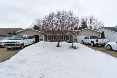 Appleton WI Multi Family Home Active-No Offer: $250,000