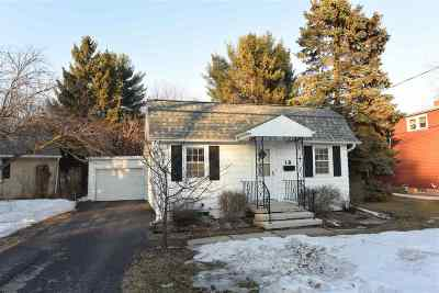 Appleton Single Family Home Active-No Offer: 18 Garden
