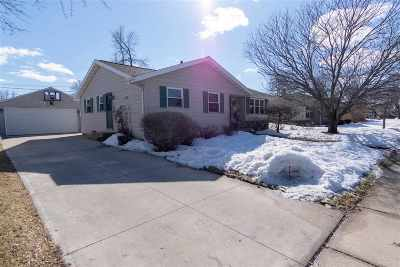 Appleton Single Family Home Active-No Offer: 637 E Coolidge