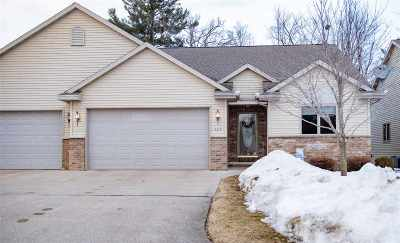 Shawano Condo/Townhouse Active-No Offer: 167 Channel Trace