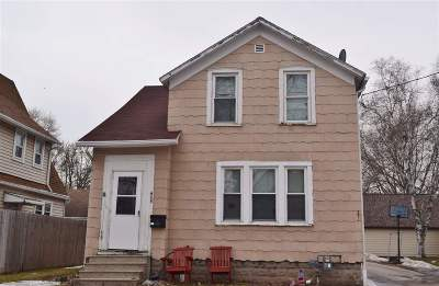 Appleton Single Family Home Active-No Offer: 605 S Story