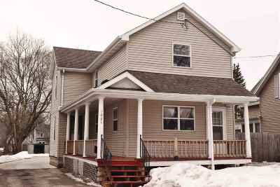 Appleton Single Family Home Active-No Offer: 1021 W 8th