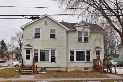 Appleton Multi Family Home Active-No Offer: 1003 N Morrison