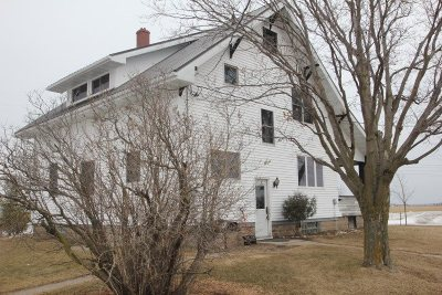 Kaukauna Single Family Home Active-No Offer: N2761 Hwy J