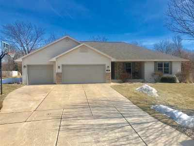Green Bay Single Family Home Active-No Offer: 1145 Frost