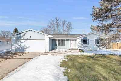Green Bay Single Family Home Active-No Offer: 2622 Park Front