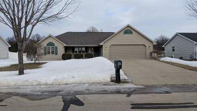 Green Bay Single Family Home Active-No Offer: 512 Challenger
