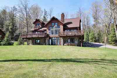 Single Family Home Active-No Offer: 4989 W Shore
