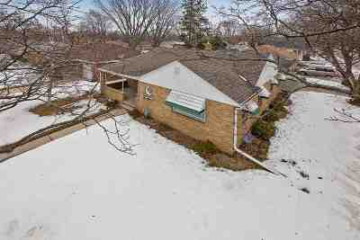 Green Bay Single Family Home Active-No Offer: 325 S Henry