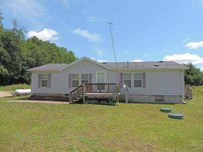 Suring Single Family Home Active-No Offer: 12296 Hwy 32