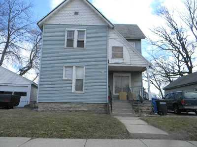 Oshkosh Multi Family Home Active-No Offer: 336 Broad