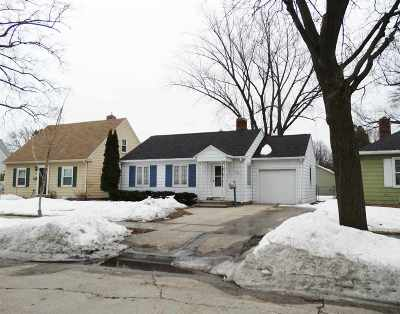 Green Bay Single Family Home Active-No Offer: 1125 Marquette