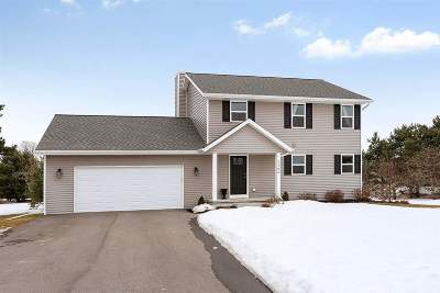 Sobieski Single Family Home Active-Offer No Bump: 1266 Riverwood