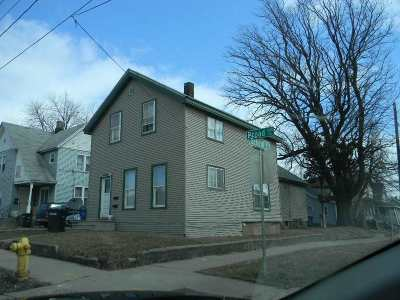 Oshkosh Multi Family Home Active-No Offer: 332 Broad