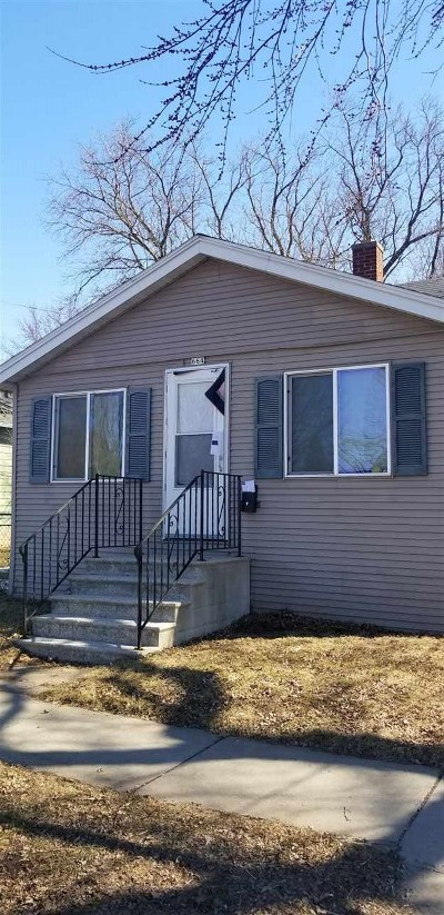 Oshkosh Multi Family Home Active-No Offer: 660 Broad