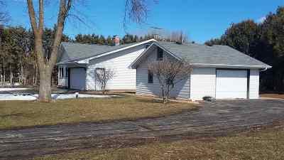 Oshkosh Single Family Home Active-No Offer: 1804 N Oakwood