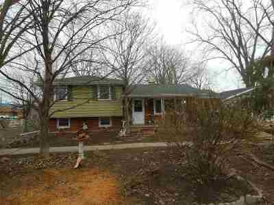 Oshkosh Single Family Home Active-No Offer: 943 Taft