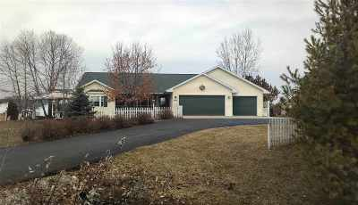 Single Family Home Active-No Offer: 5012 Snapdragon
