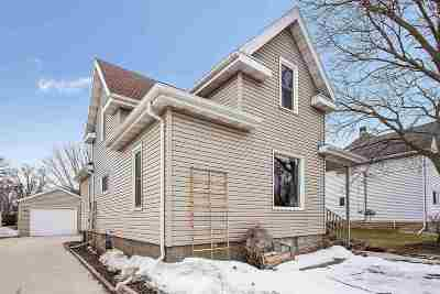 Single Family Home Active-No Offer: 119 Oak