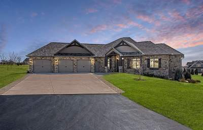 Neenah Single Family Home Active-No Offer: 3025 Lennon