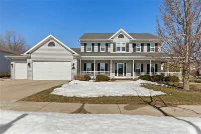 Appleton Single Family Home Active-No Offer: 208 E Stratford
