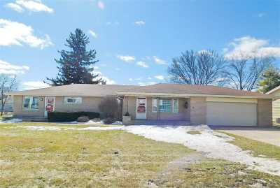 Grand Chute WI Multi Family Home Active-No Offer: $169,900