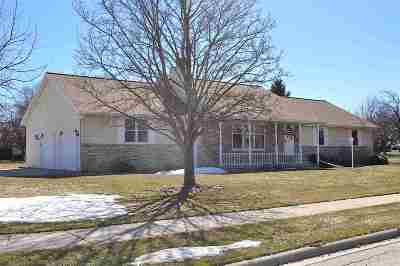 Single Family Home Active-No Offer: 1103 Silver