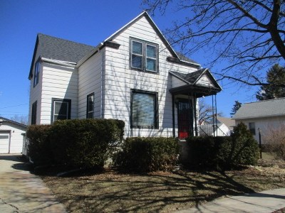 Single Family Home Active-No Offer: 429 Ruggles