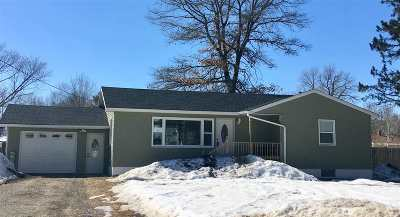 Marinette Single Family Home Active-Offer No Bump: N3807 Cleveland