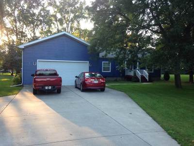 Oconto Single Family Home Active-No Offer: 1115 Park