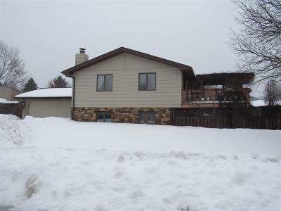 Appleton Single Family Home Active-No Offer: 3123 Parkridge