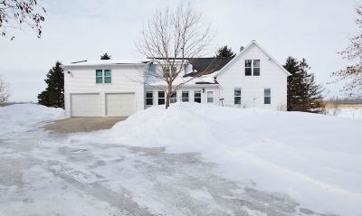 Oconto Single Family Home Active-No Offer: 6539 N Bayshore