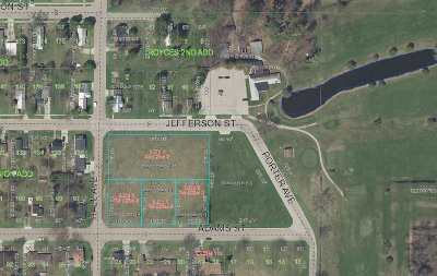Residential Lots & Land Active-No Offer: Jefferson