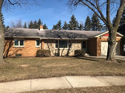 Neenah Single Family Home Active-Offer No Bump: 534 Belmont