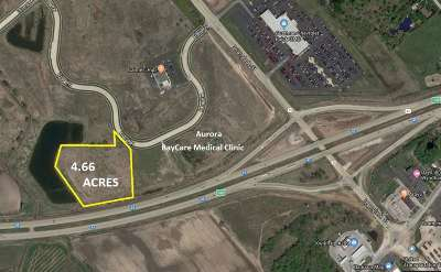 Kaukauna Residential Lots & Land Active-No Offer: 1550 Arbor