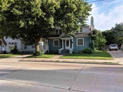 Green Bay Multi Family Home Active-No Offer: 1354 E Mason