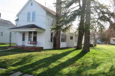 Wabeno Single Family Home Active-No Offer: 1746 Cavour