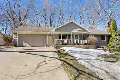 Combined Locks Single Family Home Active-Offer No Bump: 102 Fairway