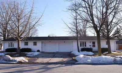 Green Bay Multi Family Home Active-Offer No Bump: 1802 10th