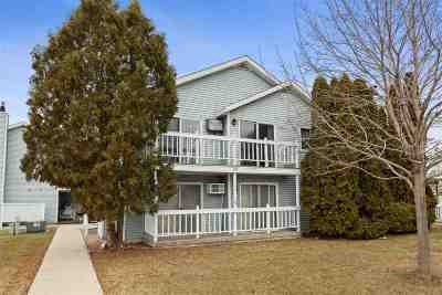 Neenah Condo/Townhouse Active-No Offer: 315 Harrison #7