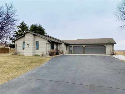 Shiocton Single Family Home Active-Offer No Bump: N4486 Rexford