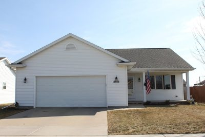 Neenah Single Family Home Active-No Offer: 2536 Marathon