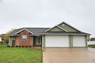 Greenville Single Family Home Active-Offer No Bump: W6948 Glen Valley