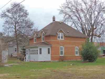 Single Family Home Active-No Offer: 715 E North
