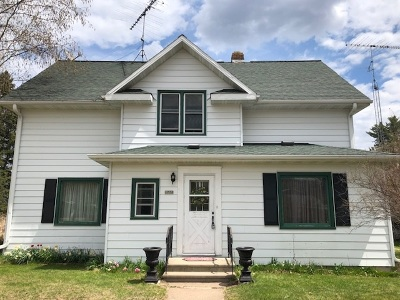 Wabeno Single Family Home Active-No Offer: 1778 Cavour
